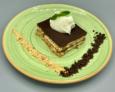 Tarta de galleta y chocolate